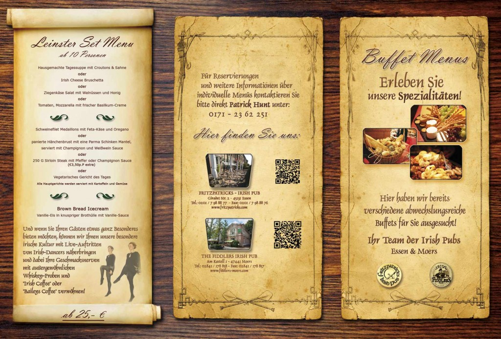 Buffet-Flyer 1